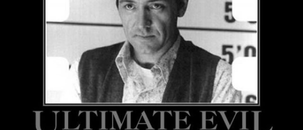 evil genius kevin spacey in The Usual Suspects