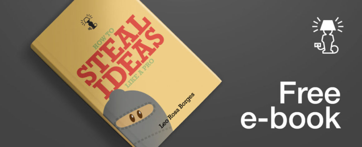 How to Steal Ideas Like a Pro free e-book
