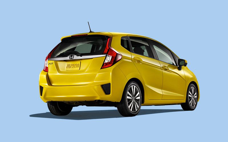 Honda Fit Launch